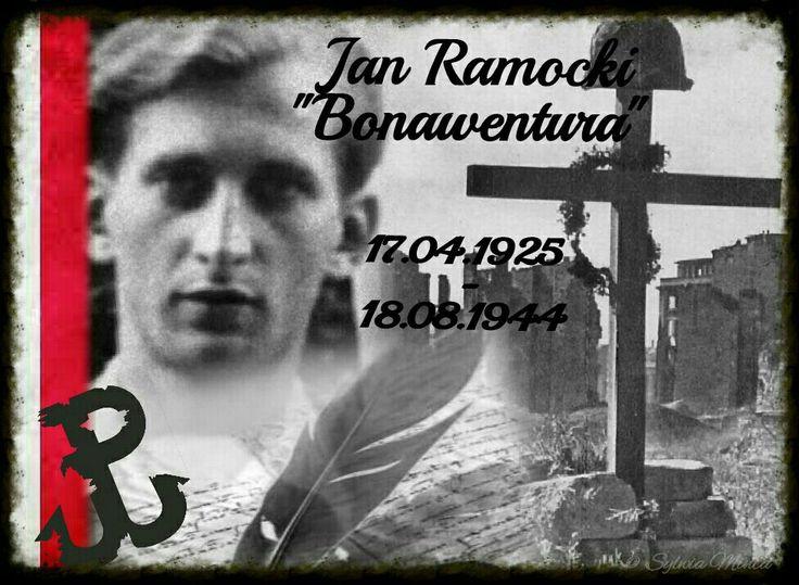 "Jan Ramocki ""Bonawentura"""