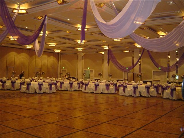 Decorating With Gossamer Wedding