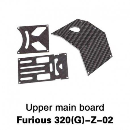 Best offer price $22.86, Extra Upper Main Board Set for Walkera Furious 320 320G Multicopter RC Drone for sale at HobbyBuying online store,buy now get discount,coupons,shipping fast.