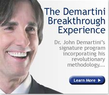Dr Demartini travels 360 days a year to countries all over the globe,  sharing his research and findings in all markets and sectors. He is the author of 40 books published in over 29 different languages. Each program is designed to assist people to activate leadership and empower themselves in all seven areas of their lives: Financial, physical, mental, vocational, spiritual, family and social.