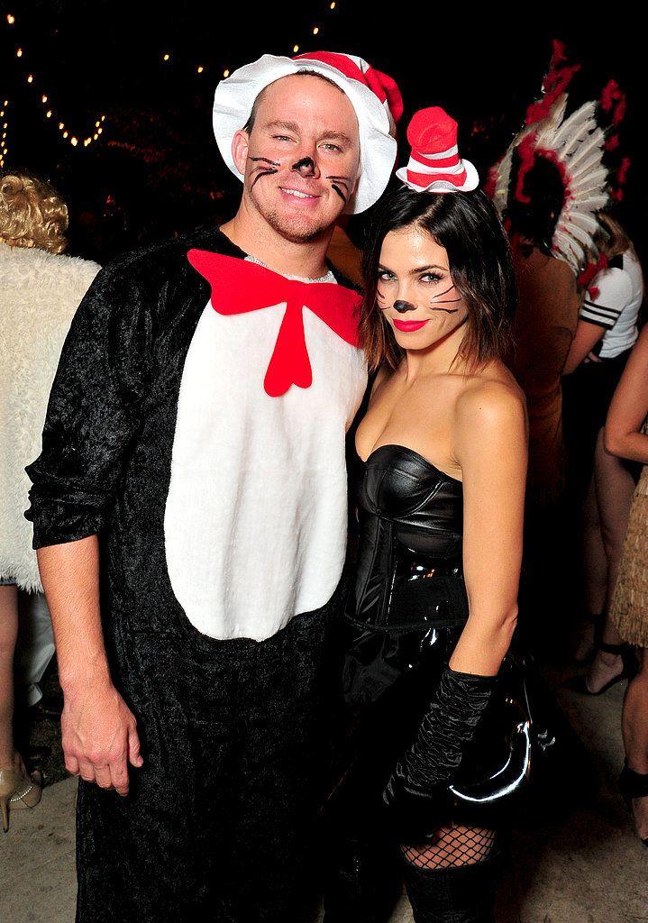 Channing Tatum and Jenna Halloween Costume 2015 | POPSUGAR Celebrity