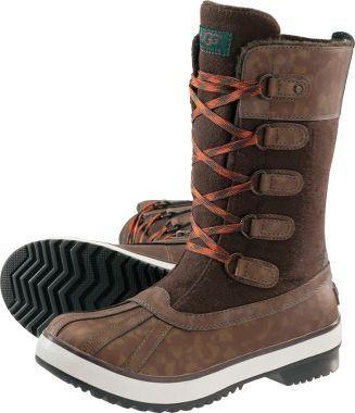 Cabela's: UGG® Women's Baroness Waterproof Winter Boots