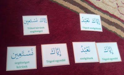 Amiről a Korán beszél: Hatékony Korán memorizálás