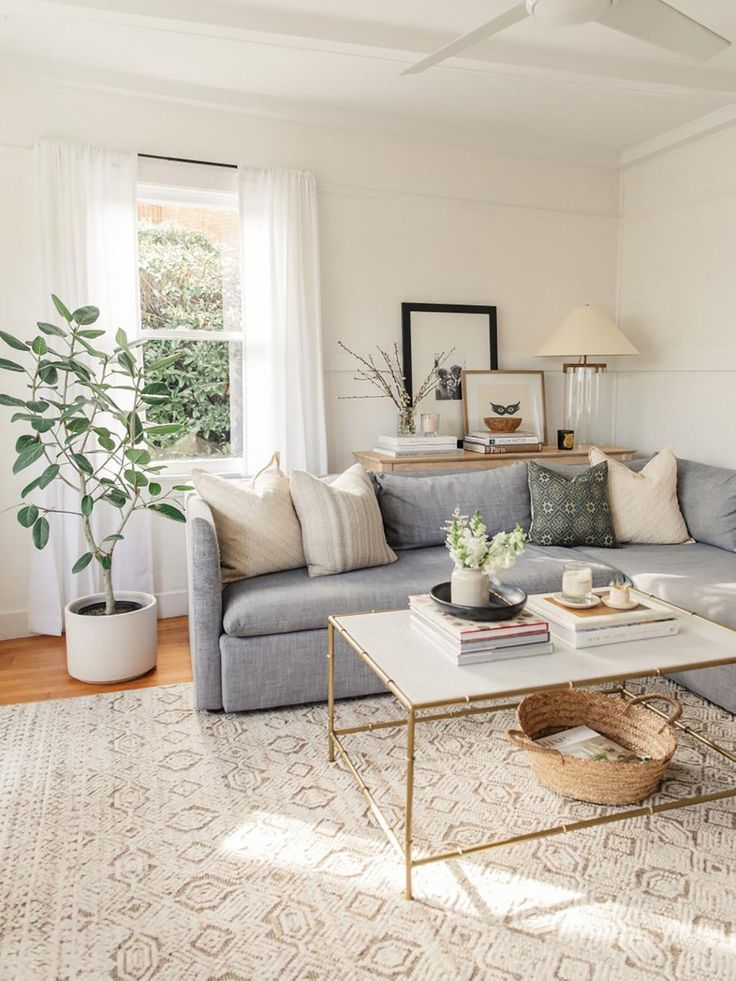 The Most Pinteresting Things This Month May Farmhouse Living Living Room Scandinavian Bright Living Room Farm House Living Room