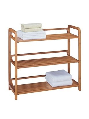 41% OFF Organize It All 3-Tier Shelf