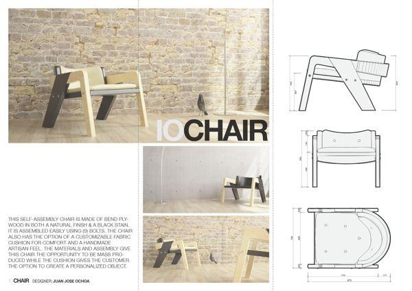 IO Chair on Behance
