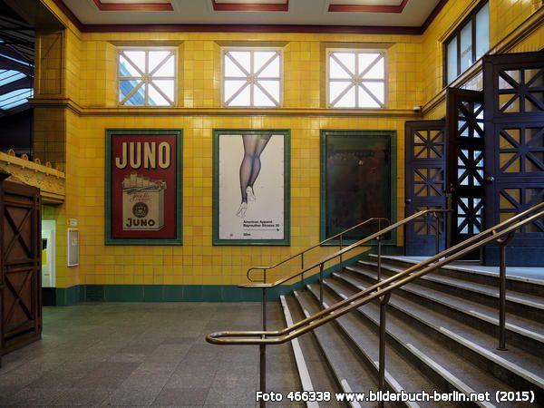 U-Bahn-Station Wittenbergplatz, U-Bhf Wittenbergplatz, 10789 Berlin - Schöneberg (2015)  _____________________________ Bildgestalter http://www.bildgestalter.net
