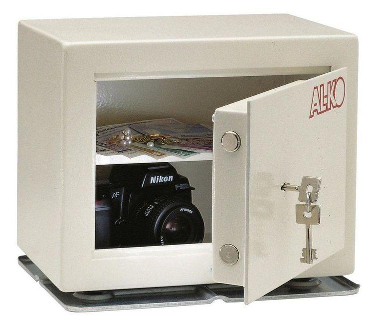 AL-KO Tresor für Caravan Wohnmobil Boote Safe L20 x B30 x H24 cm Möbeltresor   eBay