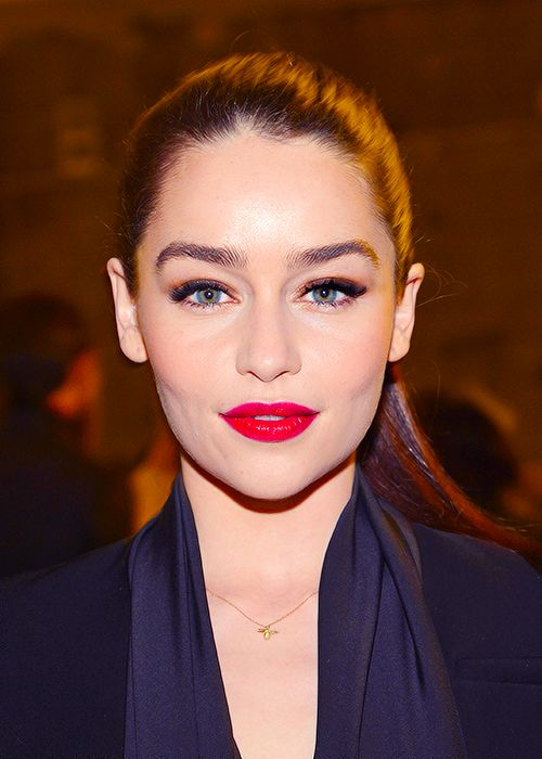 Emilia Clarke. Breathtakingly gorgeous.