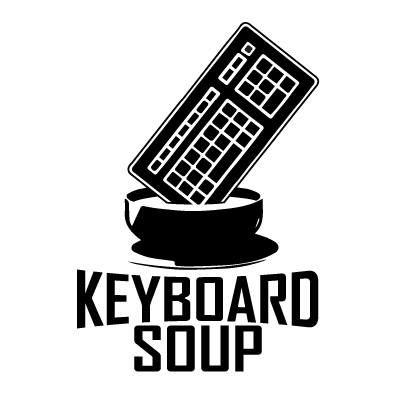 Keyboard Soup - Logo Concept