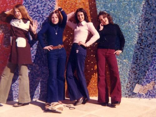1970s teenagers - Google Search | Commune Life | Fashion ...