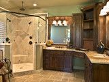 Master Bathroom - traditional - bathroom - other metro - by Green Homes