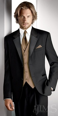 Gabriel Aubry: Calvin Klein, Formal Wear, Style, Color, Grooms Tuxedos,  Suits Of Clothing, Men Fashion, Ties, Black