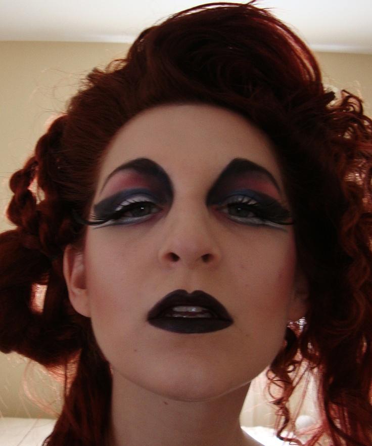 10 best High Fashion Makeup images on Pinterest | Hairstyle, Makeup and High fashion makeup