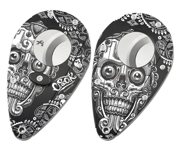 Cool Skull Cigar Cutter