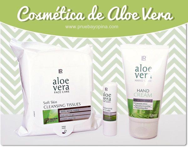 Buenos días chicas!  Hoy os hablamos de la gama de Aloe Vera de LR Health & Beauty España, una compañía en la que encontraremos un amplio catálogo de