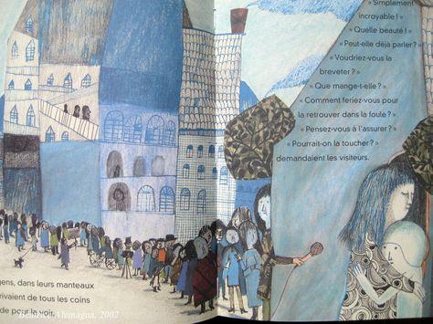 Le figure dei libri » Blog Archive » Il mondo di Beatrice Alemagna