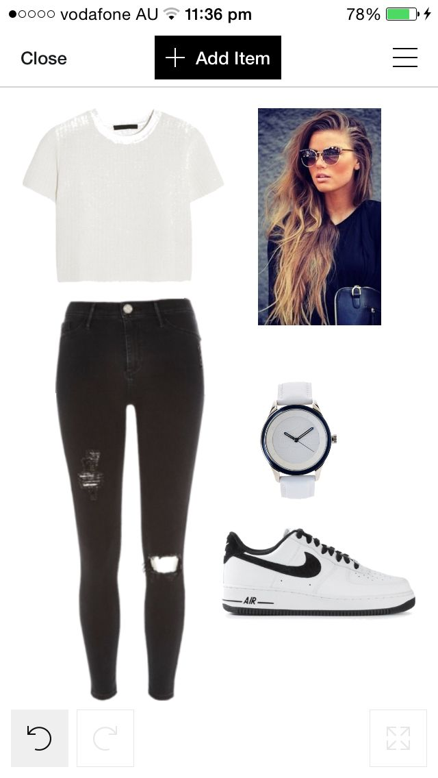 Love this laid back casual house party outfit