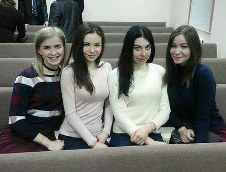 """March 2017 Rusia. """"Hello! My name is Feruza. I am from Russia, and we are all right!)). Of course, we are all very much worried about this situation, but we keep calm and pray warmly to Jehovah for support us! thank you very much for your prayers and letters! We love you!❤."""""""