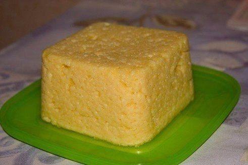 Простой рецепт Домашнего сыра!