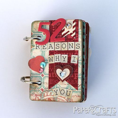 25 best ideas about 52 Reasons – Valentine Playing Cards