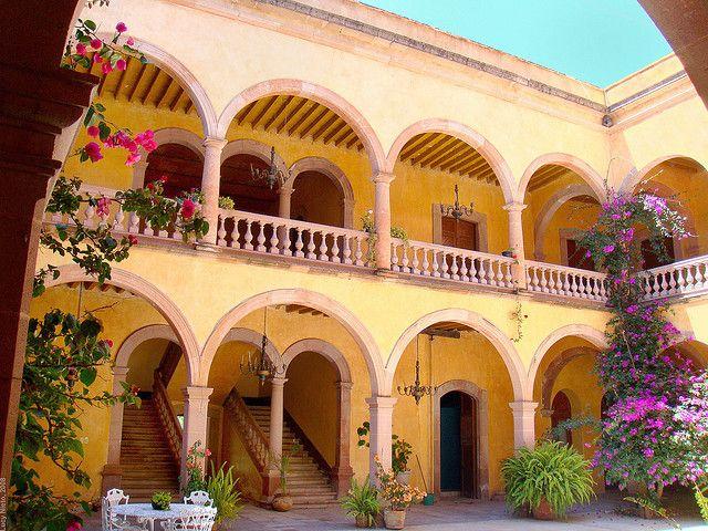 Mexican Haciendas | Ex-hacienda Gogorrón - SLP México 2008 1346 | Flickr - Photo Sharing ...
