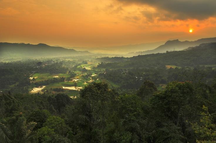 Tanah Datar, West Sumatera