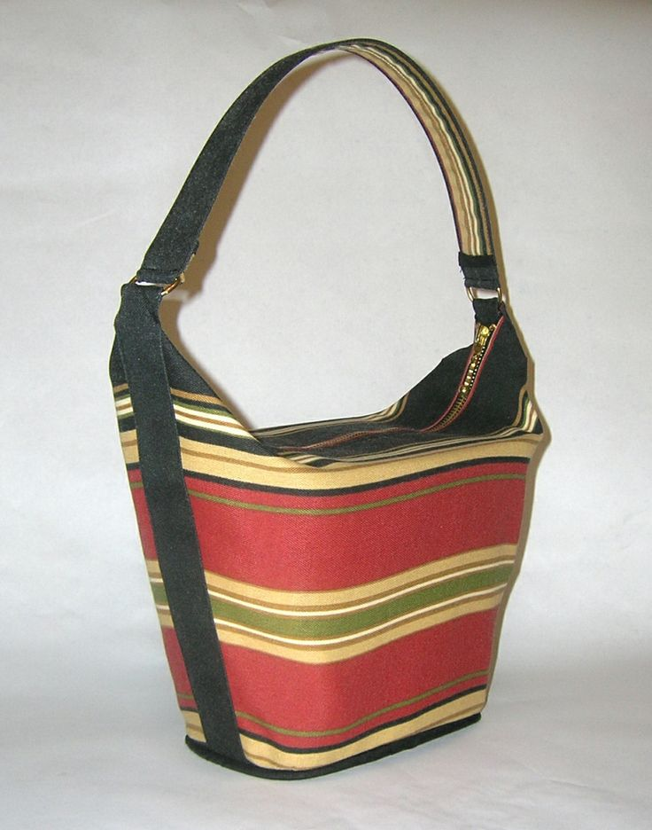 pannier bag, free tutorial