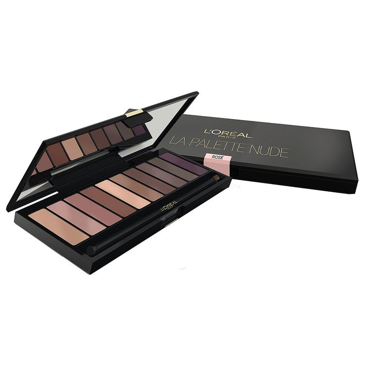 L'oreal Paris Colour Riche La Palette in Nude Rose 7 g