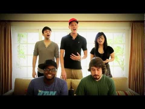 End of Time - Pentatonix (Beyonce Cover)  --  This cover is SO SO SO GOOD!!! :D I LOVE IT!!! I pretty much am in love with Avi (the bass singer... the one in the green shirt ;D) LOVE PTX!