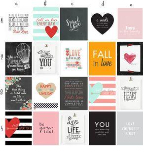 WeDeco...decora el amor: recursos gratis | La Garbatella: blog de decoración con estilo nórdico.