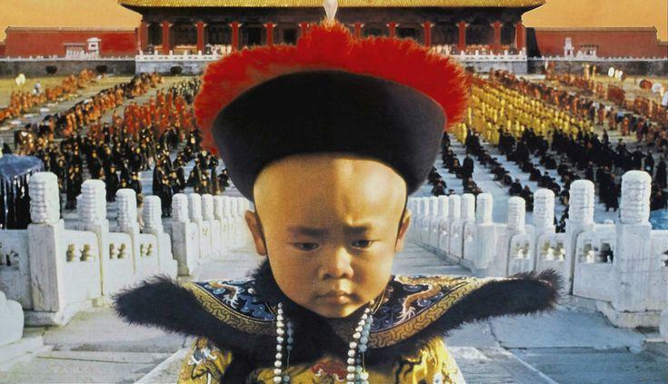 The Last Emperor Film Still, 1987