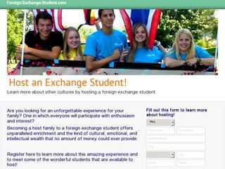 Are you looking for an unforgettable experience for your family? One in which everyone will participate with enthusiasm and interest? Becoming a host family to a foreign exchange student offers unparalleled enrichment and the kind of cultural, emotional, and intellectual wealth that no amount of money could ever provide. #student_exchange