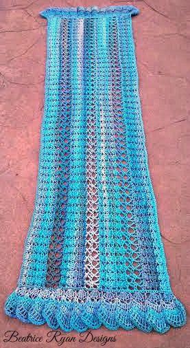 Mejores 128 imágenes de Chales tejidos a crochet en Pinterest ...