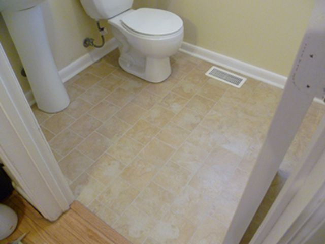 17 Best images about bathroom floors on Pinterest | Before after ...
