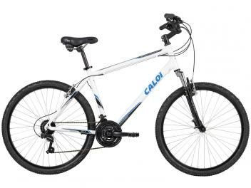 Bicicleta Caloi 100 Sport Confort Aro 26 - 21 Marchas Câmbio Shimano Quadro Alumínio