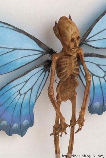 Otro bicho con alas!!