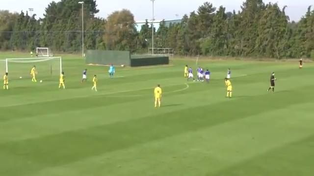 When Ipswich Town Football Club's academy did this!