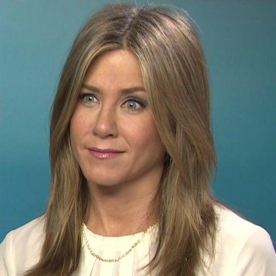 Jennifer Aniston Interview With BBC Radio 1's Chris Stark