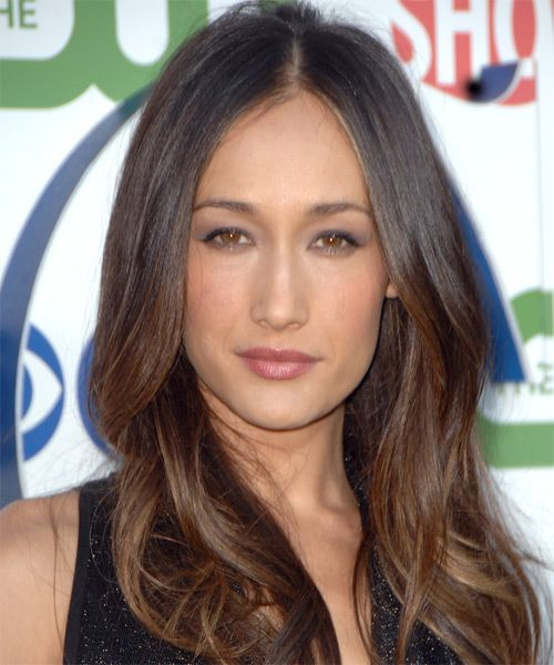 Maggie Q Ombre Reader question: Can I colour—or even Ombré—my Asian hair at home without making it go weird and brassy?