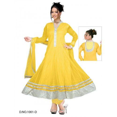 Anarkali Readymade Dress_00