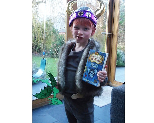 How To Train Your Dragon #world book day costumes