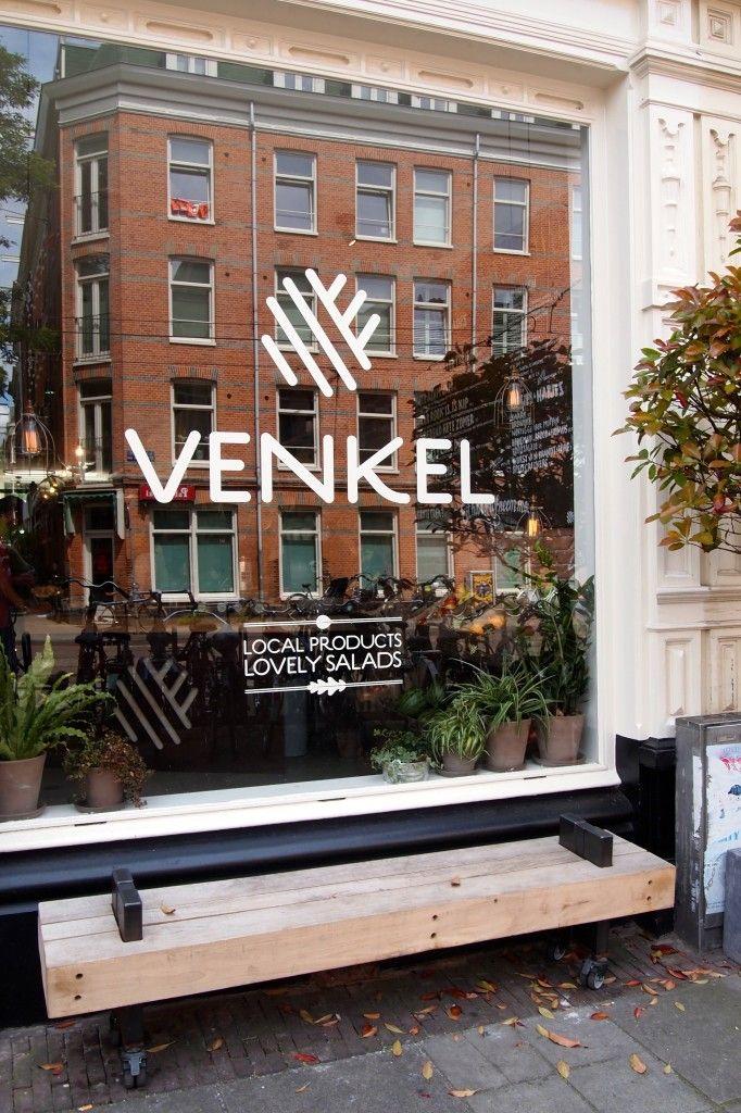 Saladebar Venkel #lunch #depijp #groenemeisjes