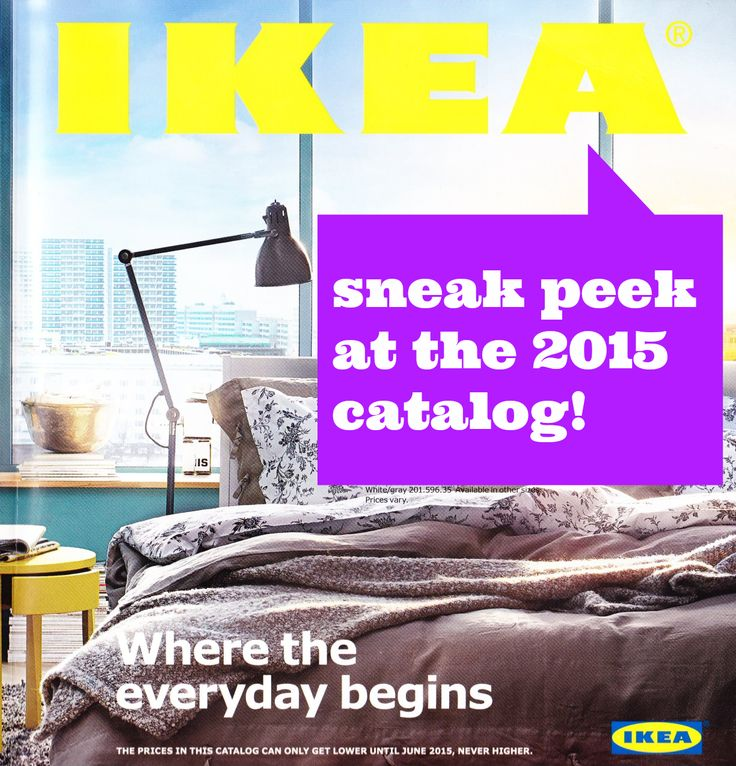 IKEA 2015 Catalog Sneak Peek: Stylists' Ideas Worth Stealing