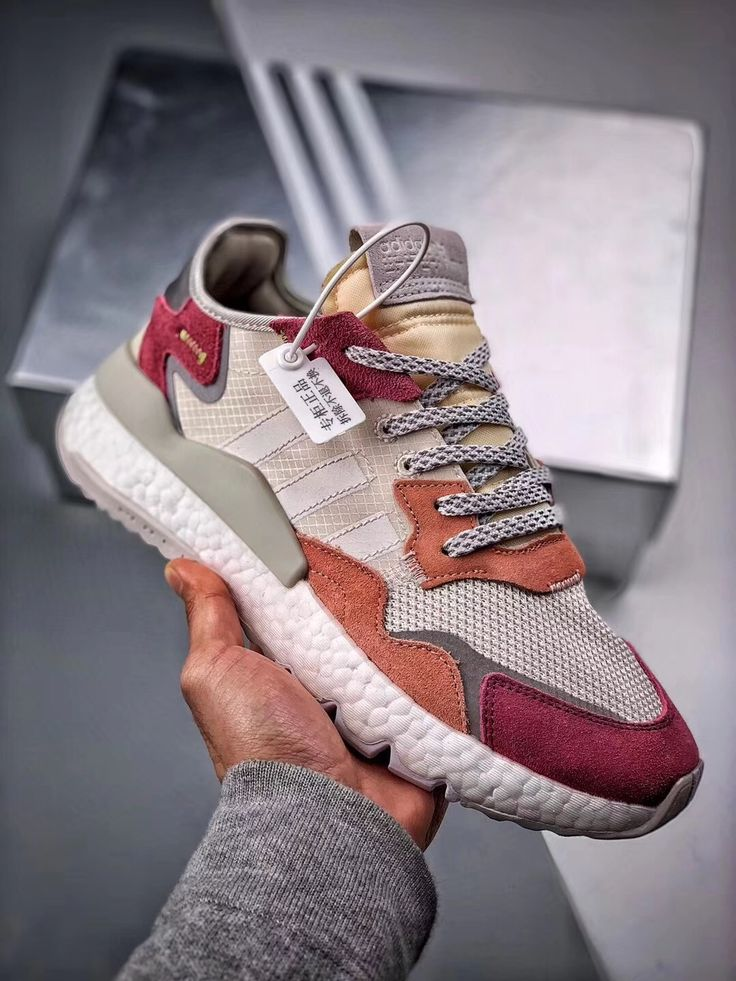 ADIDAS BOOST NITE JOGGER 2019 DA8666   – Shoes & Sneakers – PicassBRO