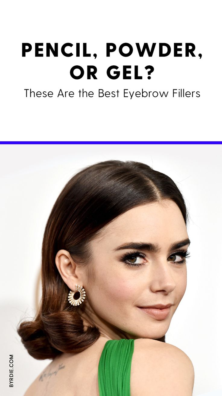 How to decide which type of eyebrow filler is right for you.