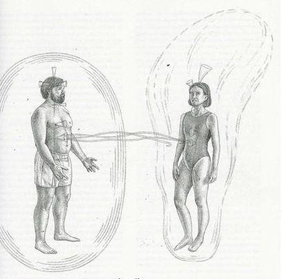 Quatre mécanismes de vol d'énergie vitale selon La Prophétie des Andes, expliqués avec les concepts de la médecine traditionnelle chinoise.