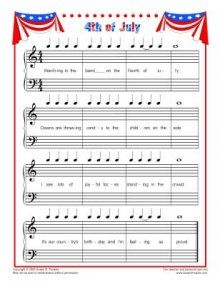 Composing activities for young students