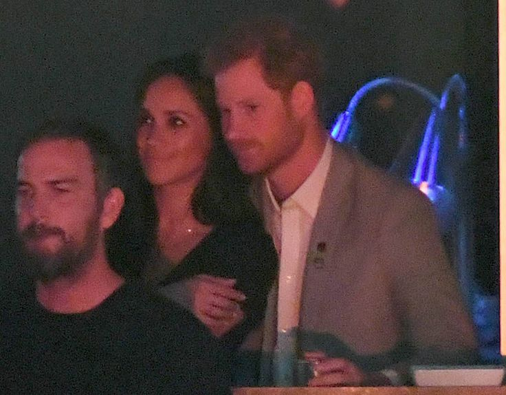 Prince Harry and Meghan Markle\'s love story in pictures.