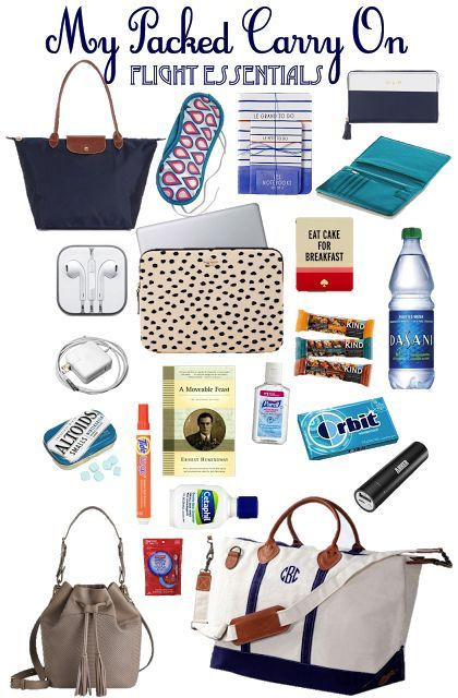 What's In My Carry On / European Flight Essentials european travel tips #travel #traveltips #europe